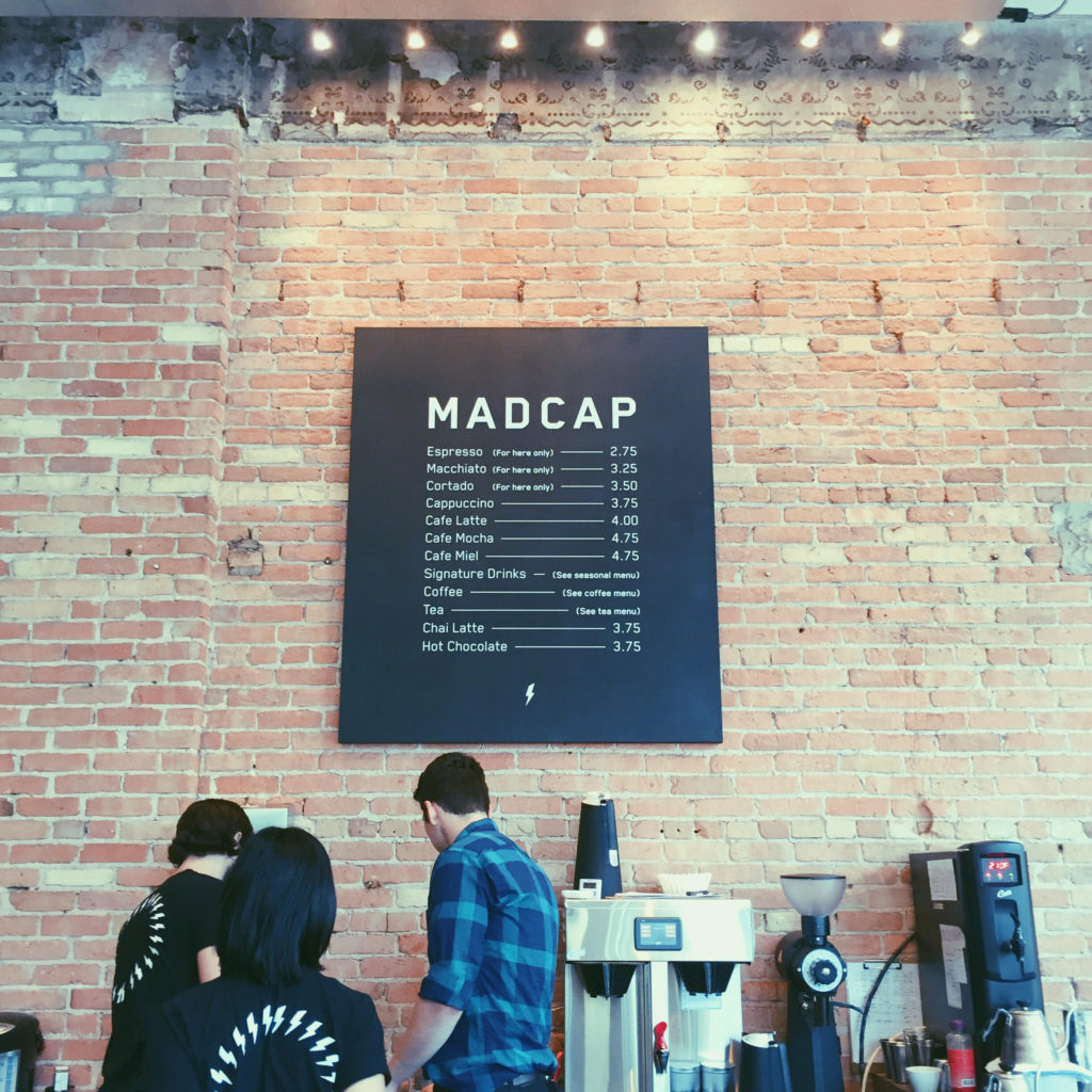 Coffee at Madcap Grand Rapids 2. Lightfast Coffee - Top 5 Coffee Shops In Grand Rapids - The GR Guide