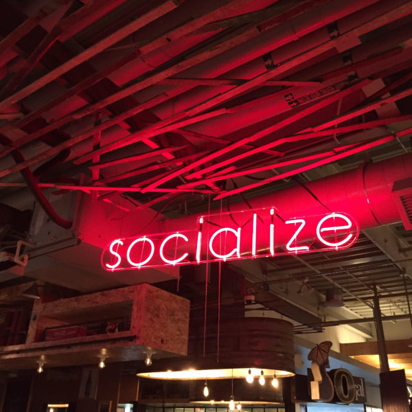 Social Kitchen
