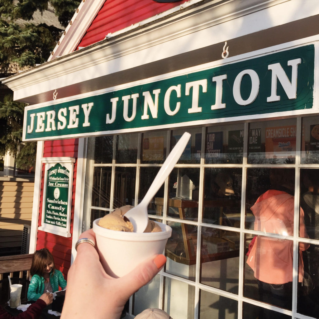 Jersey Junction Ice Cream