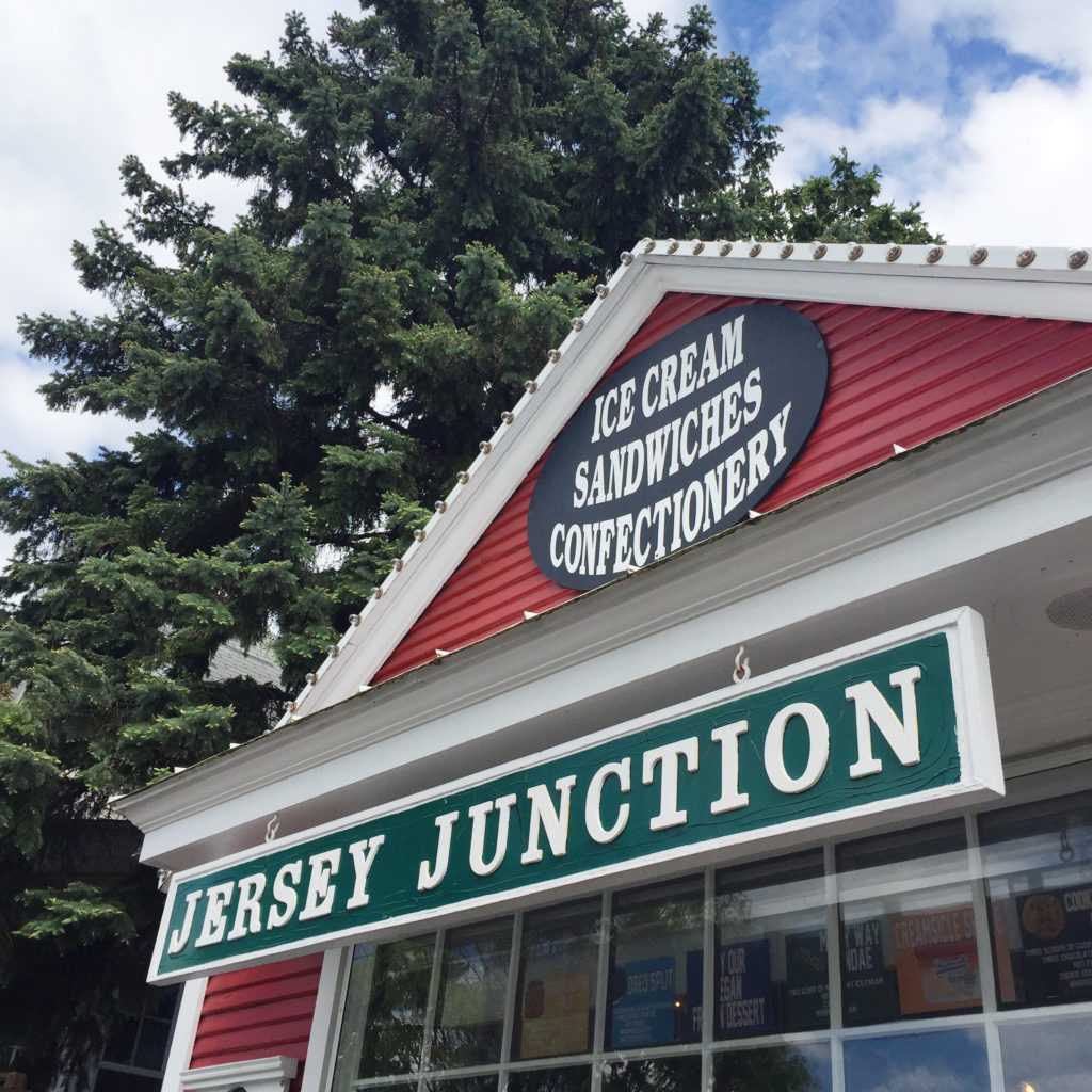 East Grand Rapids Jersey Junction Ice Cream