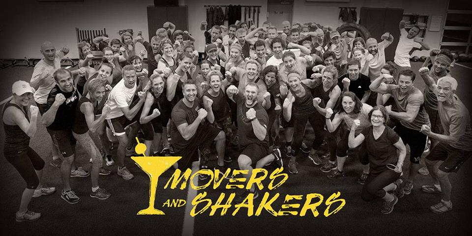 Movers & Shakers MVP