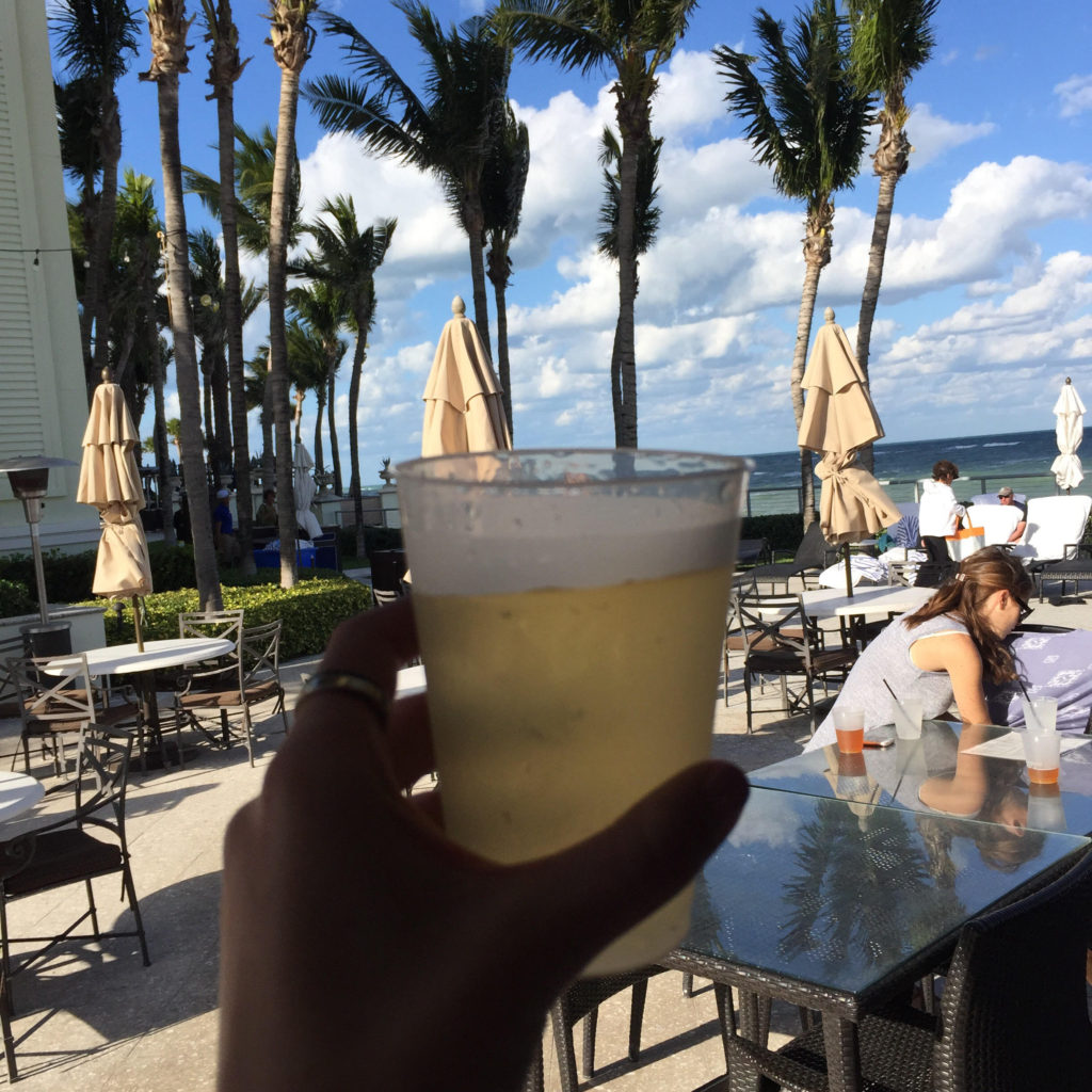 Vero Beach Hotel and Spa Drink