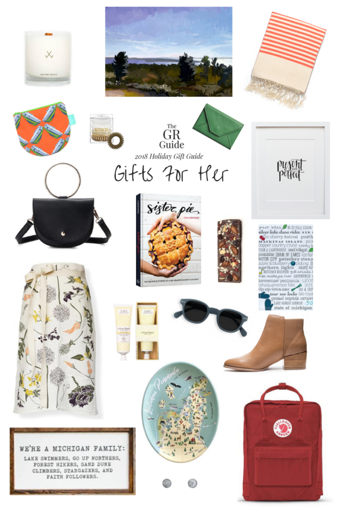 Holiday Gift Guide for Her  sc 1 st  The GR Guide & Holiday Gift Guide: For Her - The GR Guide